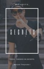 ➳SECRETS: MARIO BAUTISTA. T1. by SharryD_