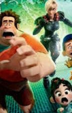 Wreck It Ralph 2 by TurboEnder