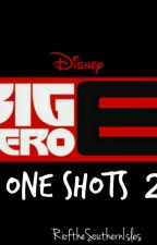 Big Hero 6 x Reader One Shots (2) by RioftheSouthernIsles