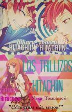 Los Trillizos Hitachiin by Neko_Tomlinson