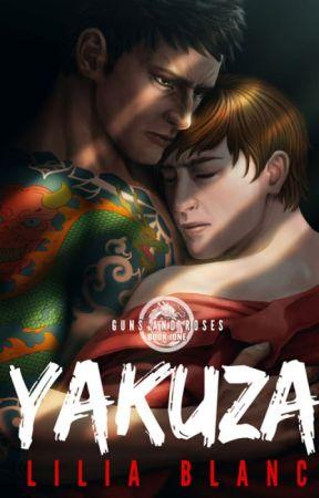 Yakuza by LiliaBlanc