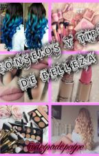 CONSEJOS Y TIPS DE BELLEZA by deyradepayne