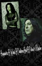 Hogwarts: A Wand, A Cauldron And A Potions Master by The_Half_Blood_Queen