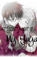 That Secret Agent Is My Yaya by rishaanderson