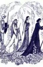 Джоан Роулинг сказка Барда Бидля. Фонтан феи Фортуны by AleksandriyaNeva