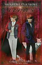When Dawn Comes {BTS VKOOK Fanfic) by Taehyunggie23
