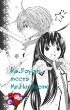 MS.BOYISH MEETS MR.HANDSOME (completed) by thiscrazygirllove