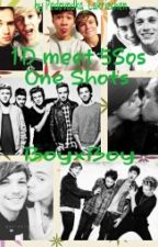 1D meet 5Sos One Shots boyxboy by pedovodka_lakrizchen