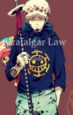 Trafalgar Law x Reader by TMNT__E