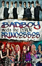 Badboys Meets The Demon Princesses by Purple_CL