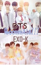Roommate!!! [EXO-K & BTS Fanfiction] by PuddingLord