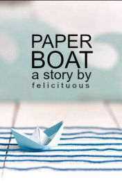 Paper Boat by felicituous