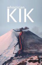 kik // l.h. by whorrician