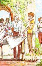 Hetalia x Reader Lemons & Fluff by AliceKitsune643