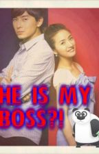 He is my boss?! (Complete!!!) by MsGelay