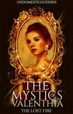The Mystics Of Valenthia  by azaegis