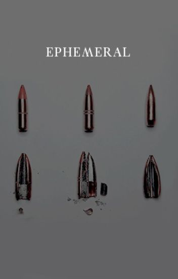 Ephemeral || Glenn Rhee [1] [The Walking Dead Fanfiction]