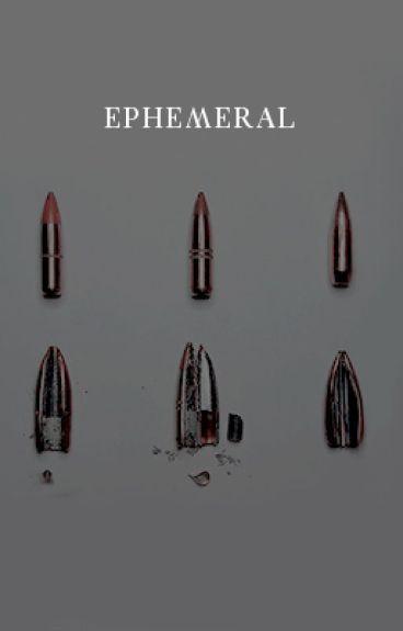 Ephemeral || Glenn Rhee [1] [The Walking Dead Fanfiction]