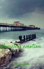 Nameless Emotion by saragalbi