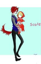 The Red Hooded Brit- A ScotEng Fanfiction by Playingwithmagic