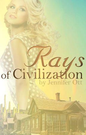 Rays of Civilization by JenniferOtt