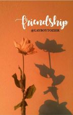 Friendship ✉ L.H by gayboytozier