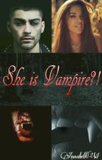 She is Vampire?! by AnnabethW