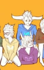 Homestuck Boyfriend Scenarios by Fusionfire123