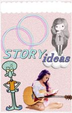 ○story ideas ● by Witch16_