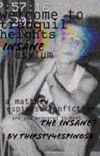 Insane Asylum // m.e. [being edited] by thirsty4espinosa