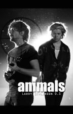Animals {Larry Stylinson. by vicctommo