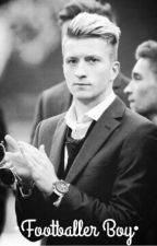•Footballer Boy• |Marco Reus| by DaniieBooks