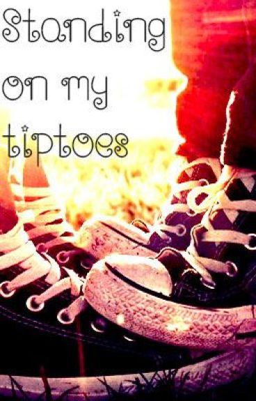 Standing on my tiptoes... (Danisnotonfire fanfiction)