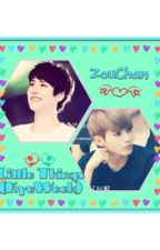 Little Things ( KyuWook ) by ZokouChan