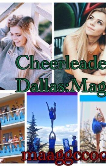 Cheerleader Dallas(Magcon Fanfiction