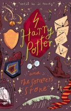Leyendo Harry Potter by carithomorals