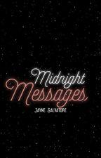 Midnight Messages by JayneSalvatore