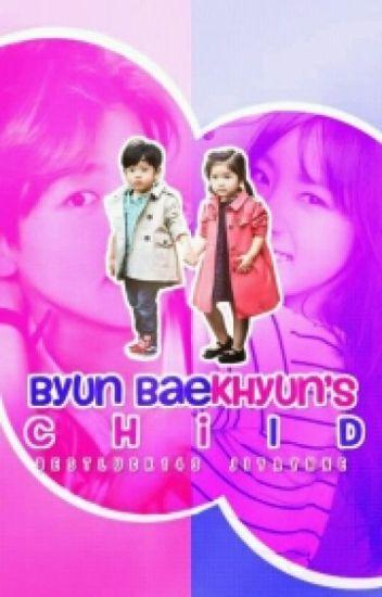 Byun Baekhyun's Child