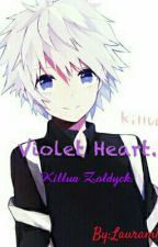 Violet Heart (Assasin heart)- Killua x T\N - Hunter x Hunter- Español by Lauraml1