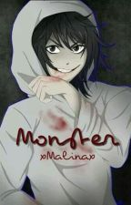 Monster / Jeff the Killer by Yoongixa