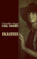 Chandler Riggs & Carl Grimes Imagines by ahsseditss