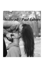 Hothead (Paul Lahote) by connorfrantatbh