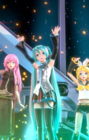 Vocaloid Concert!! by Miku__Hatsune__
