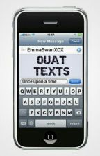 OUAT TEXTS by EmmaSwanXOX