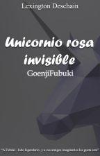 (IE) Unicornio rosa invisible (GoenjiFubuki) by Lexington_Rabdos