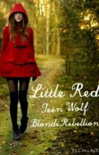 Little Red (Teen Wolf) by CanadatheAkatsuki