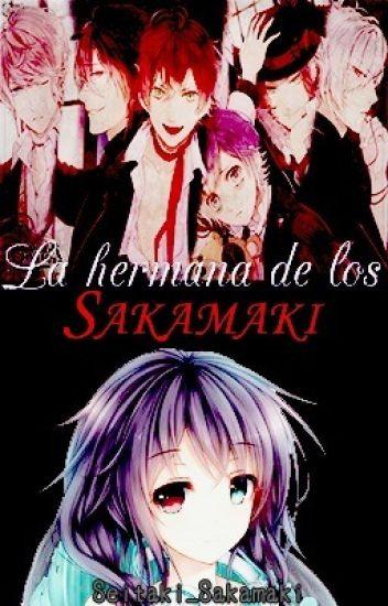 la hermana de los sakamaki