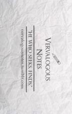 Vervalogous Notes by DanDeukDeok