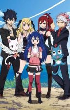Fairy Tail - Academia de Verão T2 by Animes_Fanfic_MVS