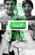 It all started with a green iPhone ~ON HIATUS~ by belletommo